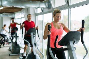 fréquence salle de sport maigrir